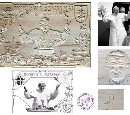 Święty Jan Paweł II i pierniki