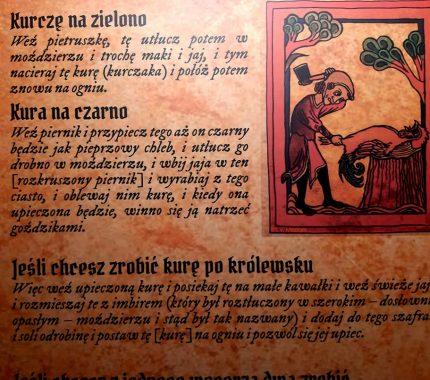"""""""Czy Mikołaj Kopernik jadał pierniki?"""""""