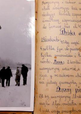 """""""Szary piernik"""" na mące z wiatraka w Rogowie"""