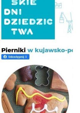 """""""Pierniki w kujawsko-pomorskim…"""". Spotkanie EDD"""